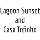 Lagoon Sunset and Casa Tofinho